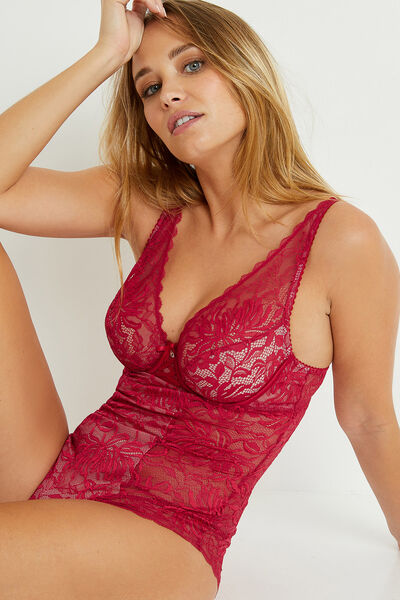 BODY ARMATURES ROUGE