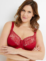 PERCY SOUTIEN-GORGE EMBOITANT GB ROUGE