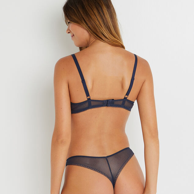 TRACY SOUTIEN-GORGE EMBOITANT MARINE