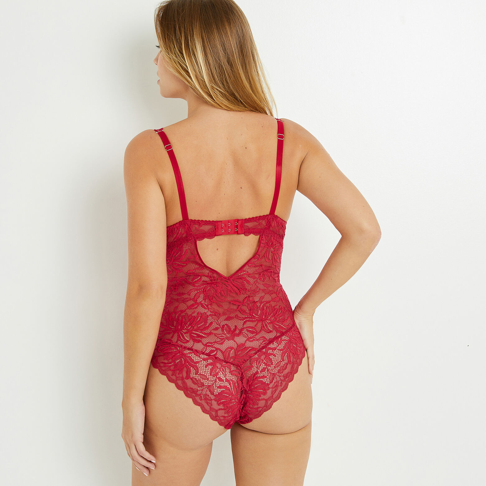PERCY BODY ARMATURES ROUGE