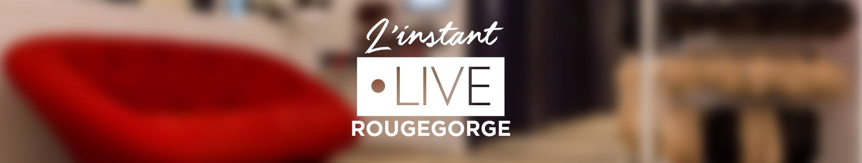 RougeGorge notre shopping Party