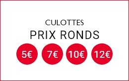 Prix Ronds Culottes